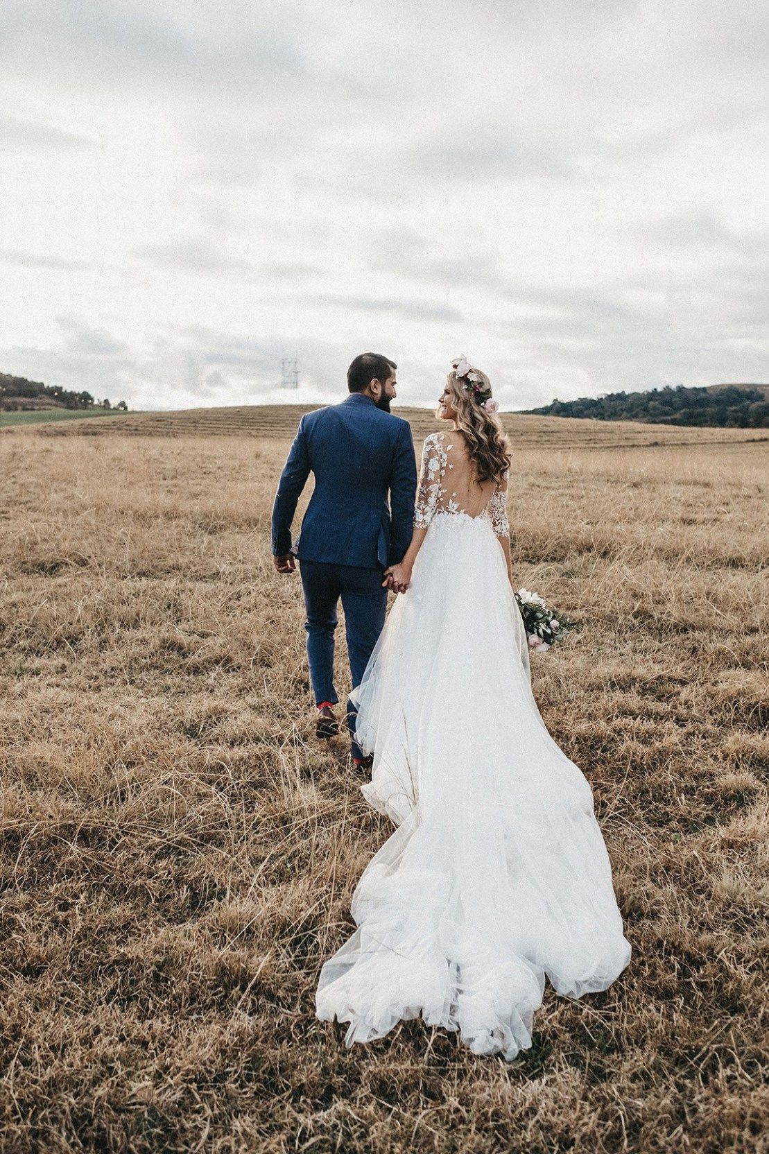 A Stunning South African Winter Wedding With Princess Bride Vibes