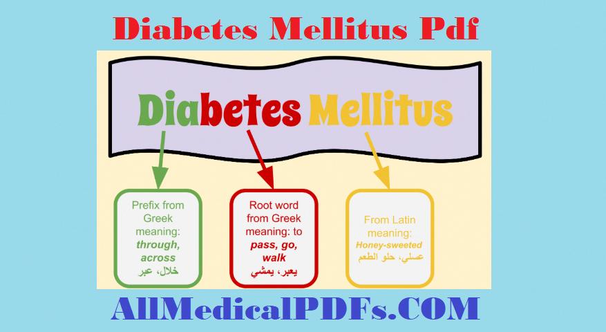 diabetes mellitus 2 pdf