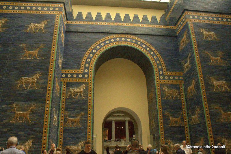 July 15 2018 Ishtar Gate Pergamon Museum Pergamon Museum Pergamon Berlin City