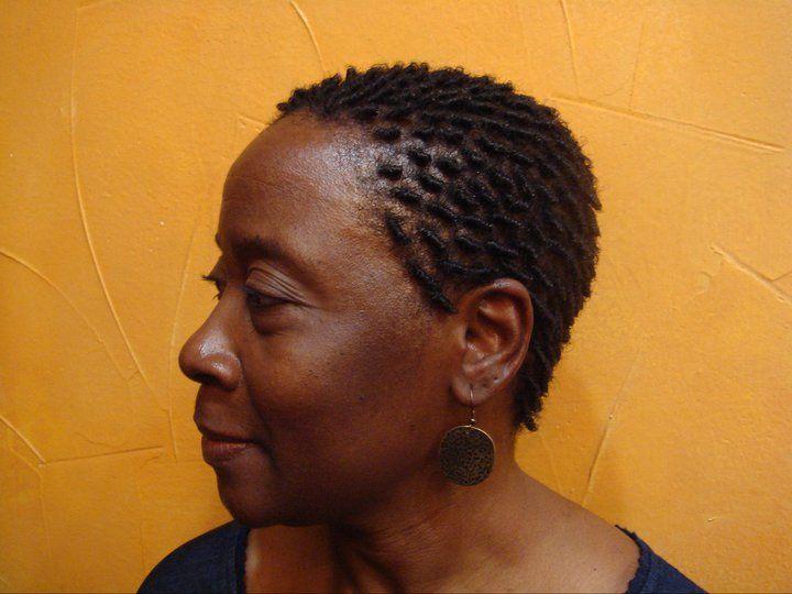 Comb Coils/ Comb Twists.