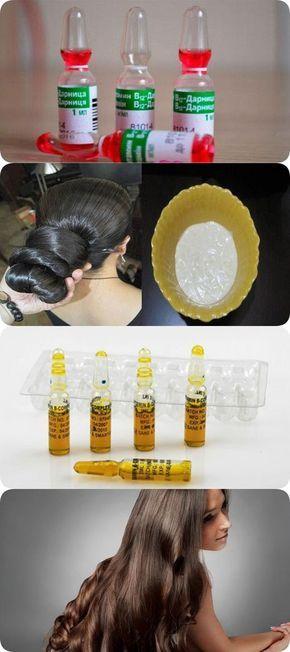 Vot Eti Aptechnye Ampuly Ostanovyat Vypadenie Volos Hair Beauty Hair Loss Natural Hair Restoration