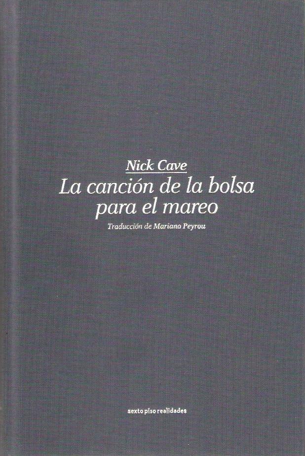 """El poema del hombre muerto: """"La canción de la bolsa para el mareo"""" 2015 - Nick..."""