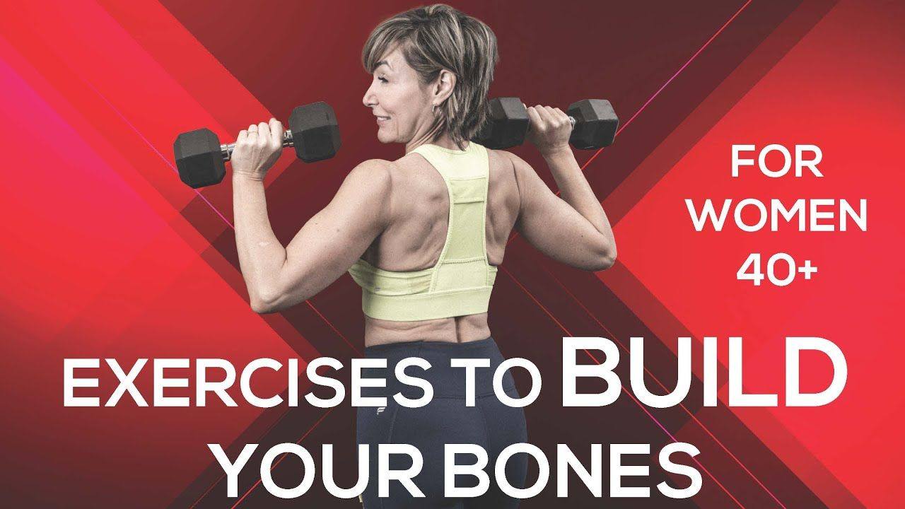 35+ Does strength training help osteoporosis viral