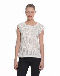 Camiseta de mujer Tintoretto - Mujer - Camisetas y Polos - El Corte Inglés - Moda