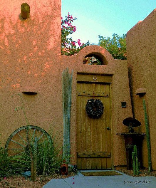 Sante Fe New Mexico Decor
