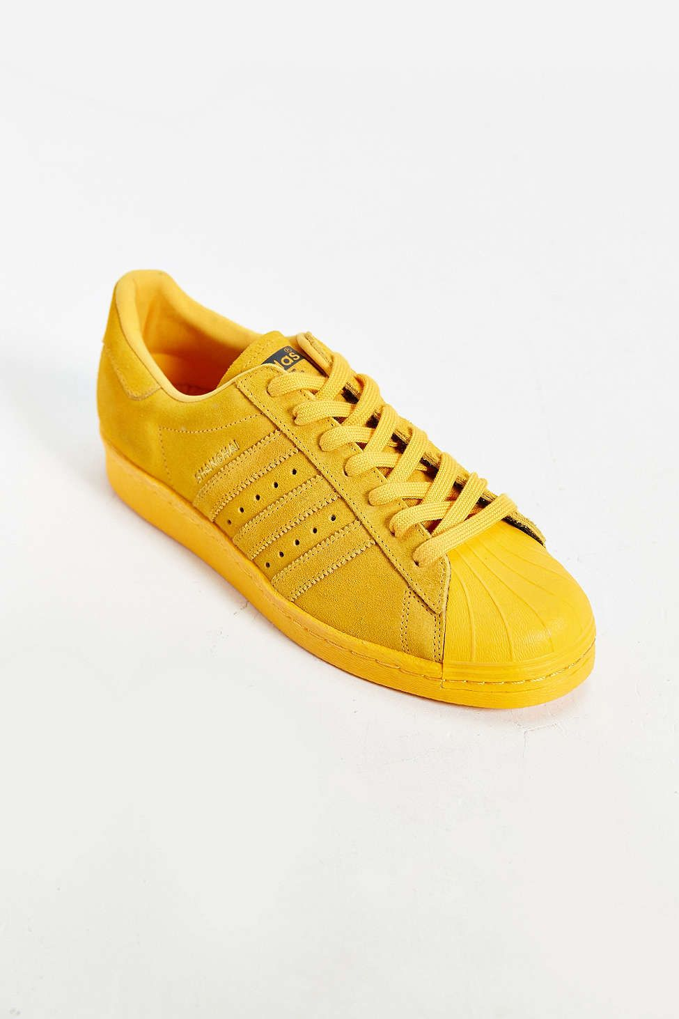 super popular 40313 32706 adidas Originals Shanghai Superstar 80 s Sneaker