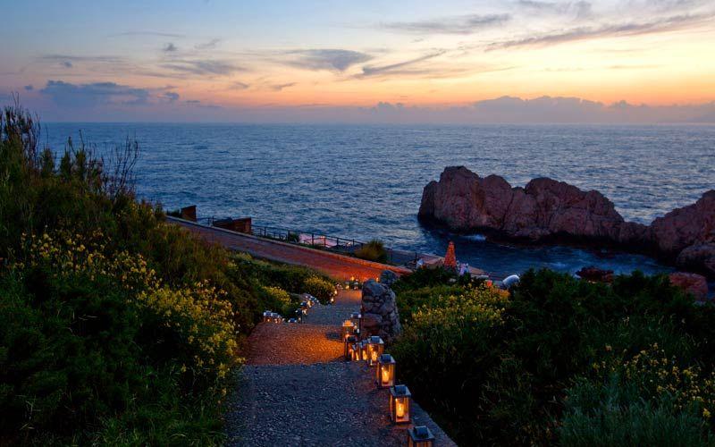 Sposarsi A Capri Lido Del Faro Dream Wedding Renewal In