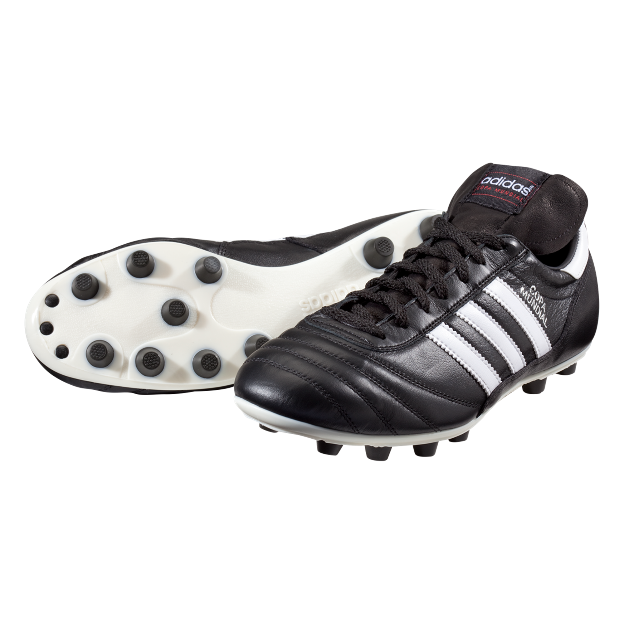 Adidas Copa Mundial Soccer Cleat Black Soccer Com Soccer Boots Cleats Soccer Cleats