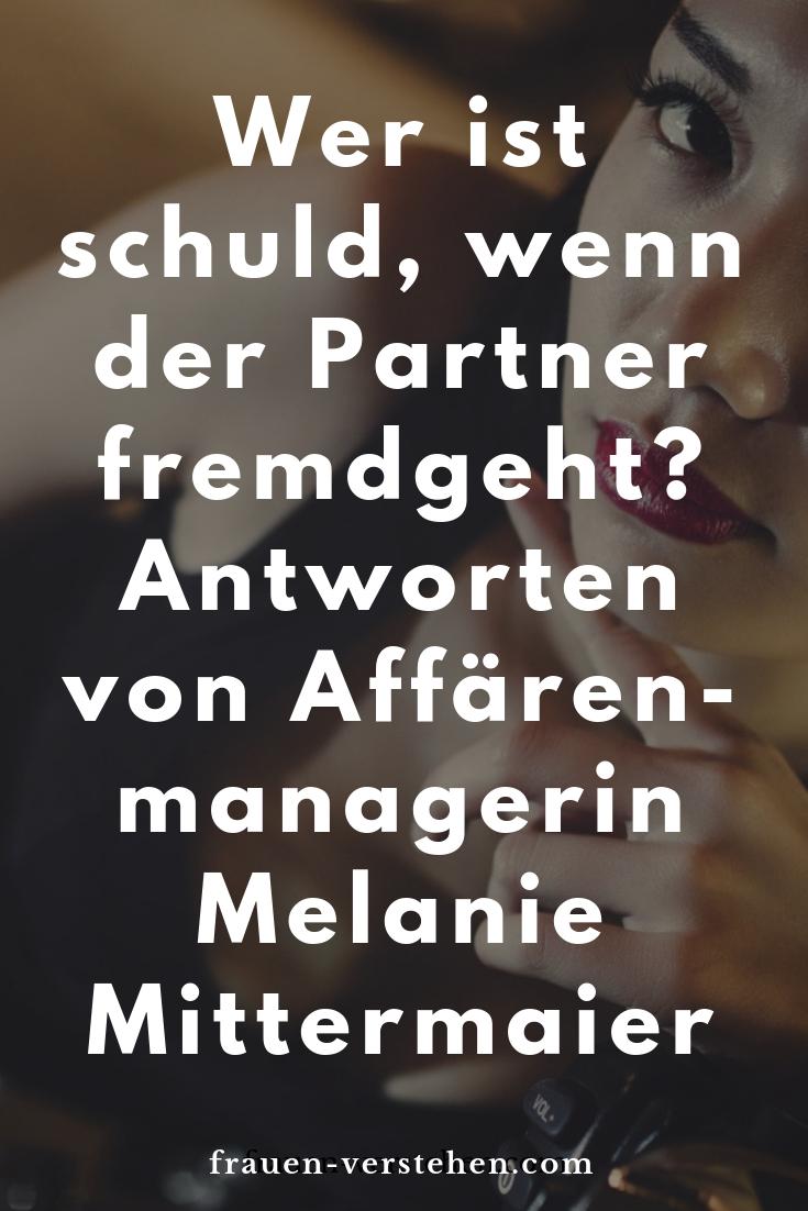 Meine Partnerin Geht Fremd Tipps Von Affarenmanagerin Melanie