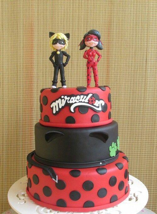 Ladybug Cake Decorating Kit