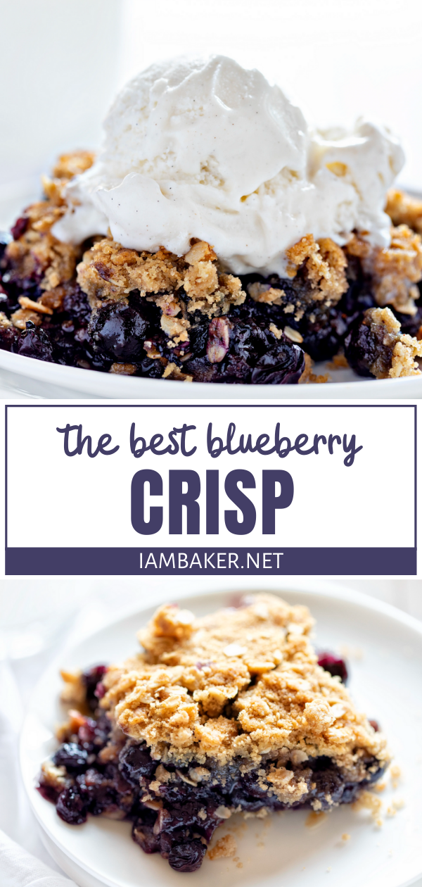 Photo of Blueberry Crisp