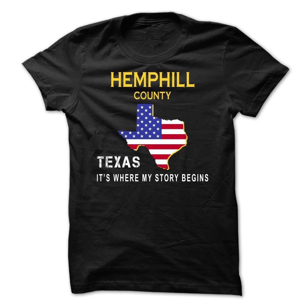 HEMPHILL - Its Where My Story Begins