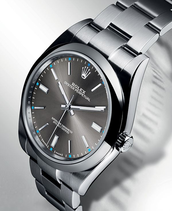 The new Rolex Oyster Perpetual 39