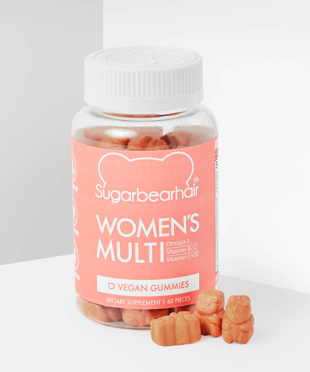 Sugarbearhair Women S Multi Vitamins 1 Month Supply Vegan At Beauty Bay Month Multi Multi Vitamin For Women In 2020 Multivitamin Vitamins For Women Vegan Gummies