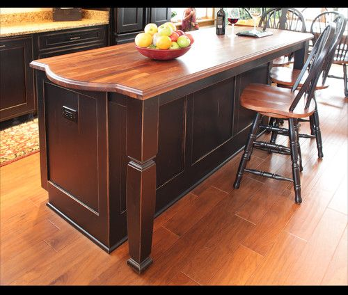 Ideas For Redoing Kitchen Cupboards: Distressed Cabinets Design, Pictures, Remodel, Decor And