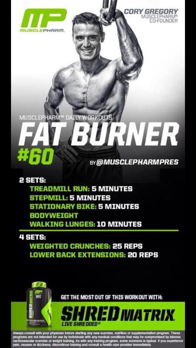Fat Burner #60