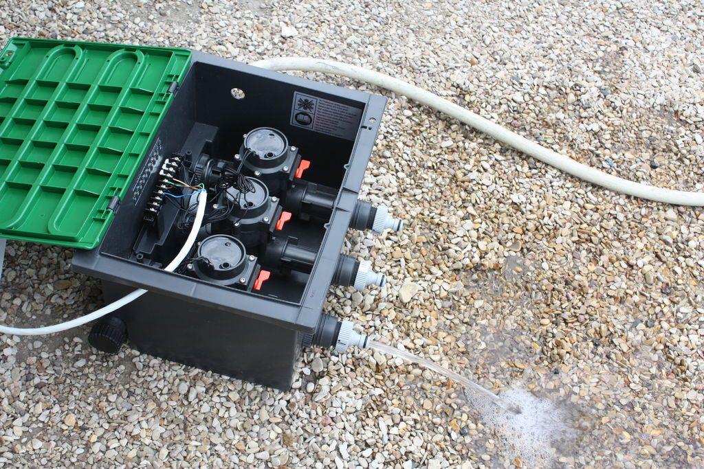 Picture Of Voila Garten Bewasserungssystem Sprinkler Gartenbewasserung