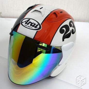 Visière Fumée Iridium Pour Casque Arai Sz Ram 4 Arai Helmets