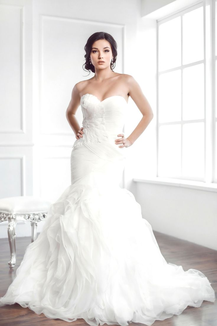 Perfect wedding gown collections trying to find the latest bridal