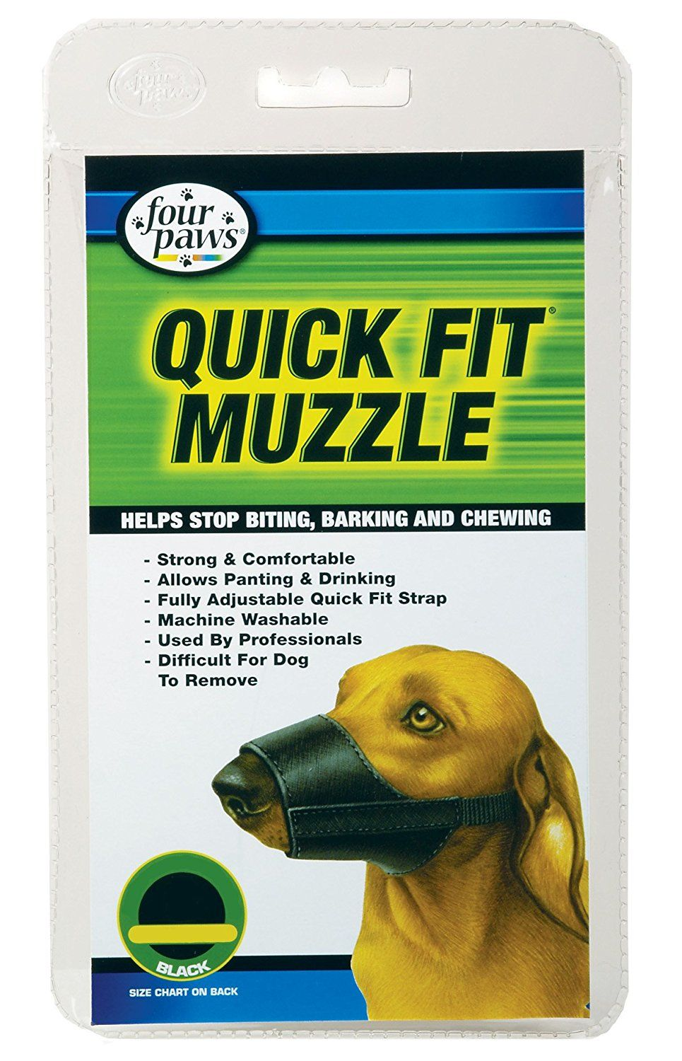 Four Paws Quick Fit Dog Muzzle Discover This Special Product Click The Image This Is An Amazon Affiliate Link I May Earn Dog Muzzle Muzzle Dog Care Tips