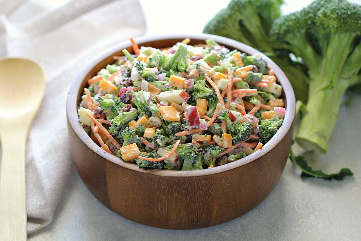 Broccoli Salad Recipe Jamie Oliver