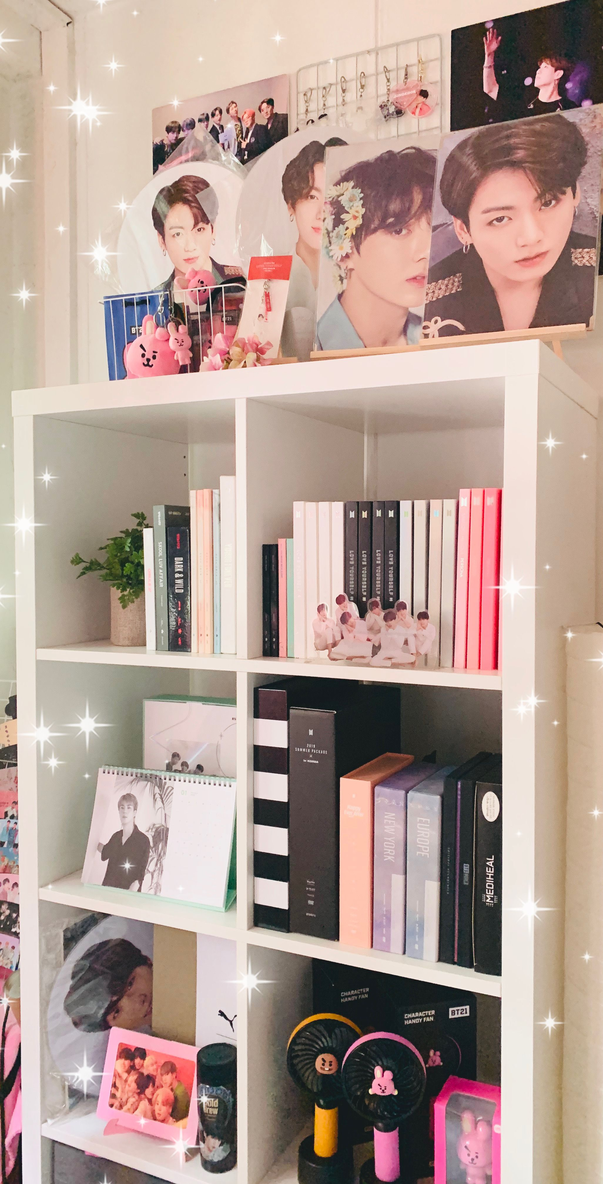 Bts Kpop Shelf Room Decor Jungkook Merch Inspiration Army Room Decor Bts Wallpaper Army Room Bts wallpaper for room