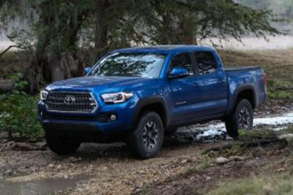 Kelley Blue Book Predicts The 2017 Toyota Tacoma Pickup Truck Will Retain An Industry Best 71 Of Its Original Value After 3 Years And 58 4 5