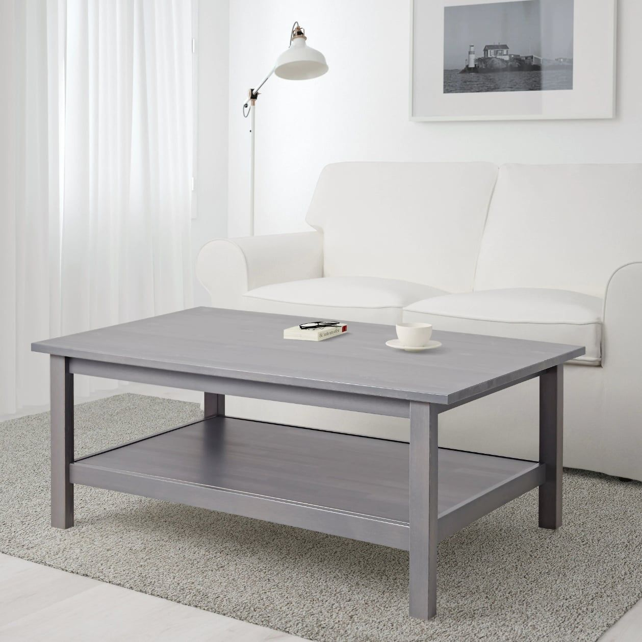 The Best Ikea Furniture Pieces To Give Your Living Room The Storage It Needs Coffee Table Coffee Table Grey Ikea Hemnes Coffee Table [ 1259 x 1259 Pixel ]