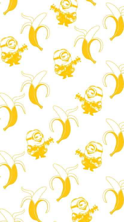Скачать banana minions