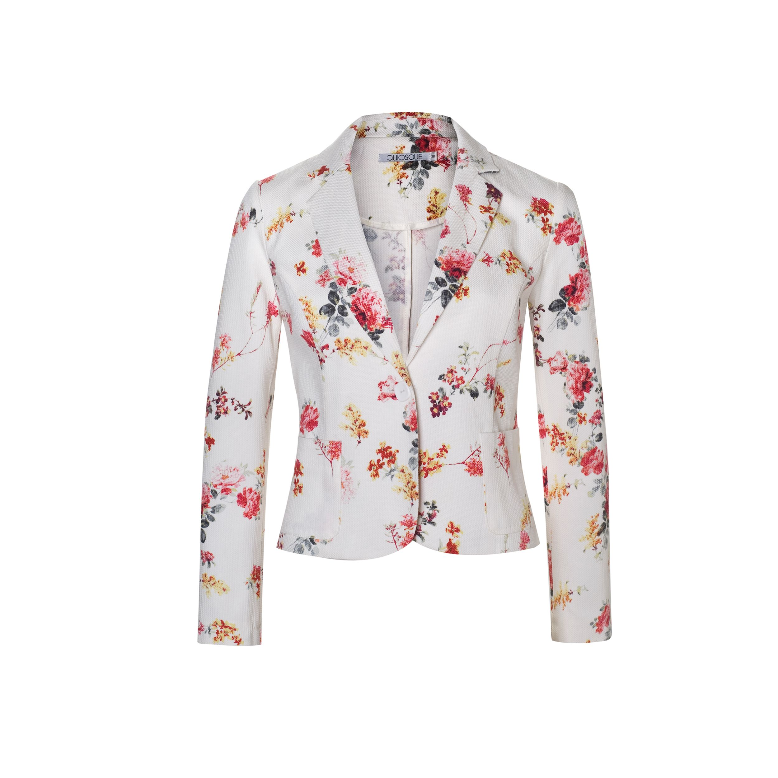 Wiosno Przybywaj Qsq Quiosquepl Ss15 New Collection Jacket Springtrends Musthave Newcollection Flowers Spring Trends Fashion Sleeve Top