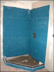 Ask The Builder Better Backer Board Options Than Concrete Bathroom Installation Backer Board Construction Tiles