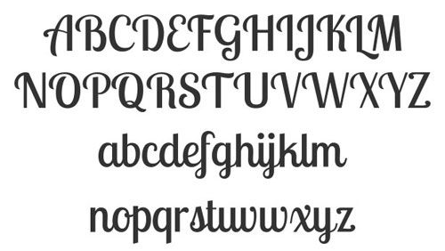 lobster cursive font free download