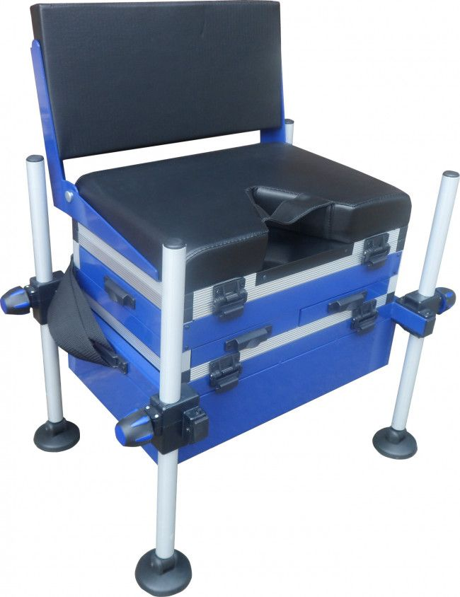 New Range Steve Clayton 3 Drawer Seat Box with Backrest