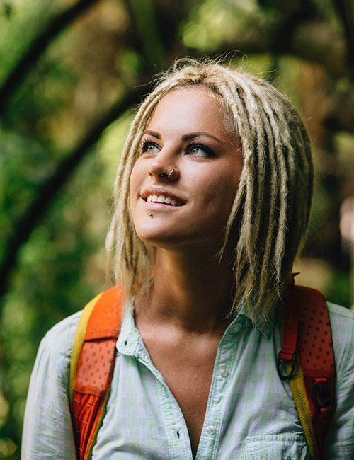 Top 25 Best Looking Dreadlock Hairstyles Long Dreads