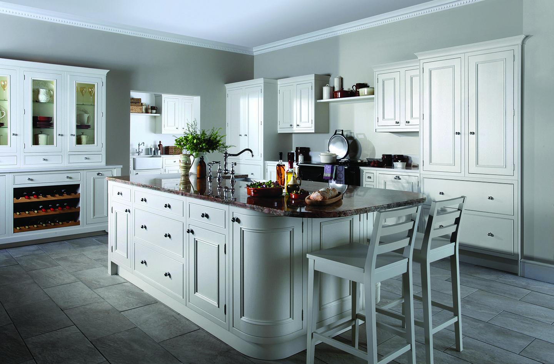 Traditional Kitchen Designs Leeds Freestanding kitchen