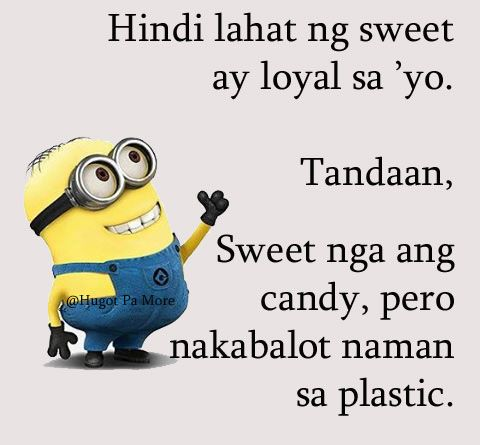Minions Tagalog Quotes Google Search HUGOT Tagalog Quotes Awesome Minion Quotes Tagalog