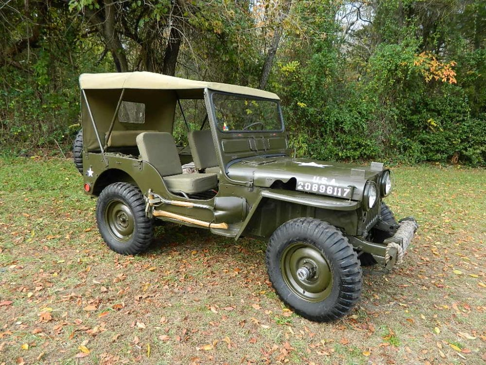 1951 Jeep Willys Overland M38 Military Jeep For Sale In 2021 Willys Jeep Military Jeep Jeep