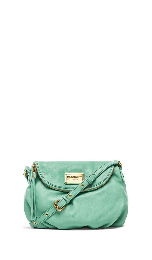 Marc by Marc Jacobs Classic Q Natasha in Minty