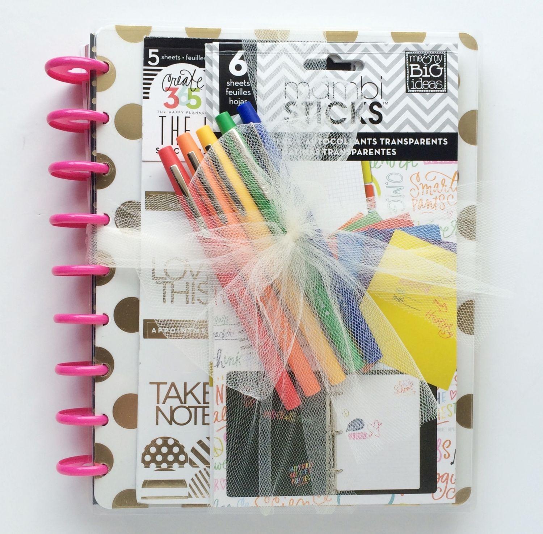 Christmas Gift Planner: Happy Planner™ Gift For New Teacher