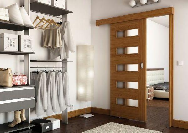 Porta Doors - portes d\u0027intérieures design - Archzinefr Doors - porte d armoire coulissante
