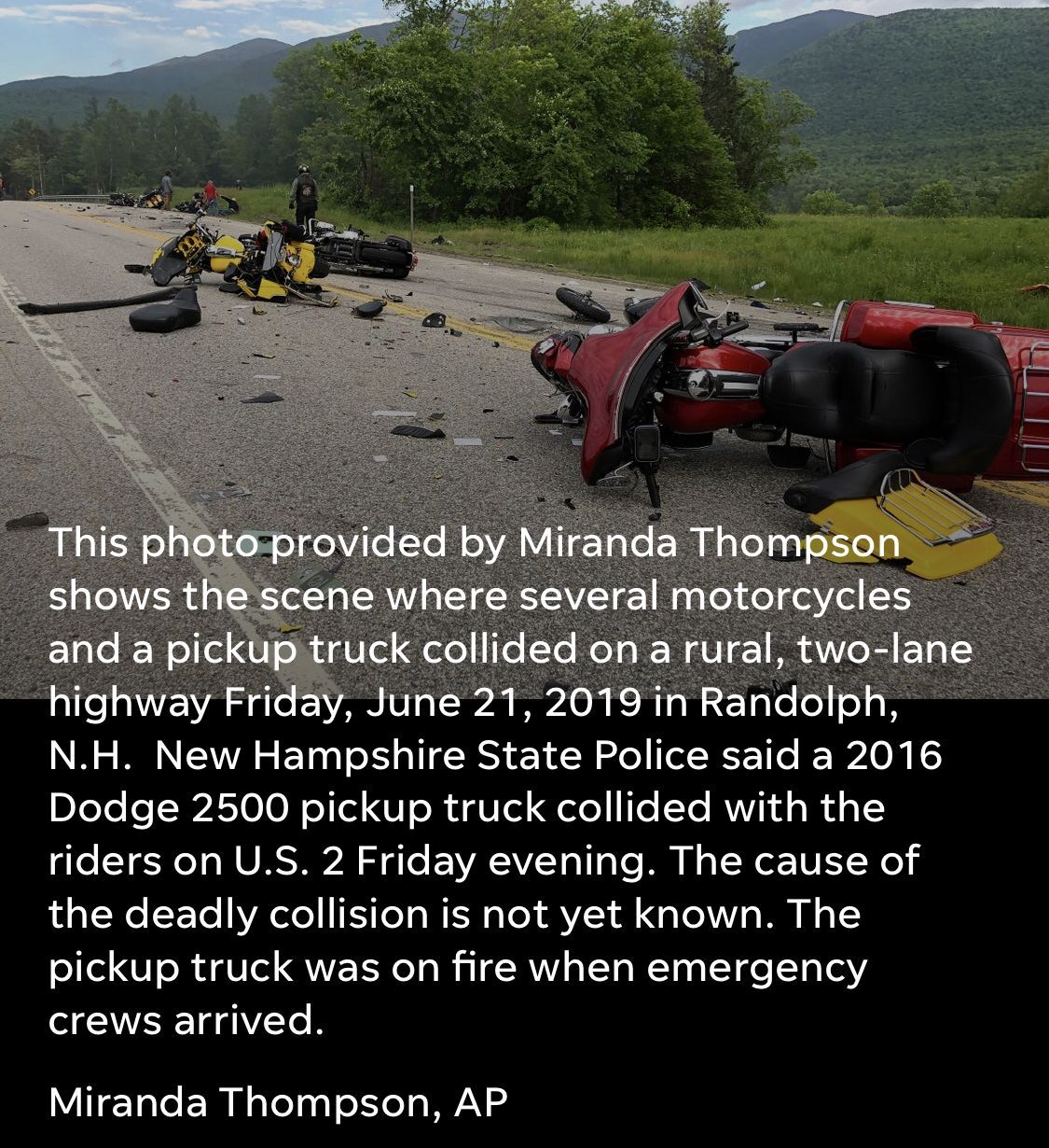Pin On Motorcycle Crashes