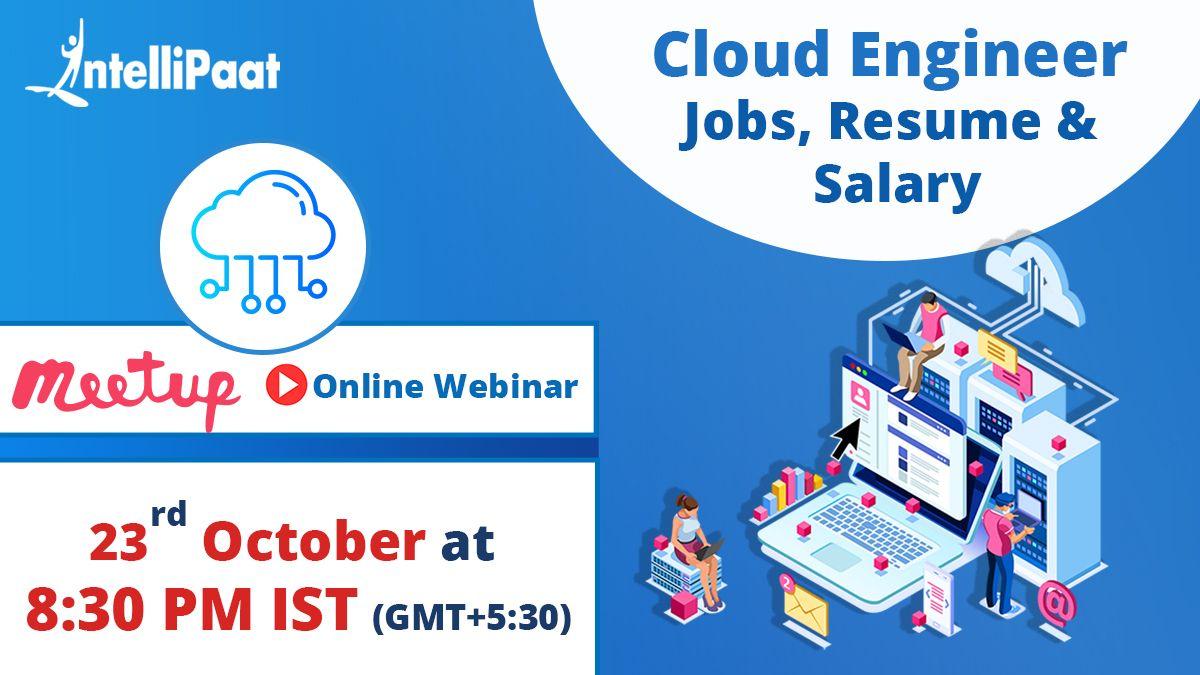 Cloud Engineer Jobs Resume Salary Benefits Of Cloud Computing Engineering Clouds