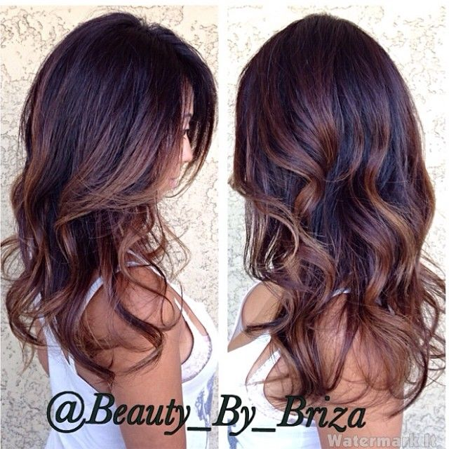 Faq What S Difference Between Partial And Full Balayage Highlight