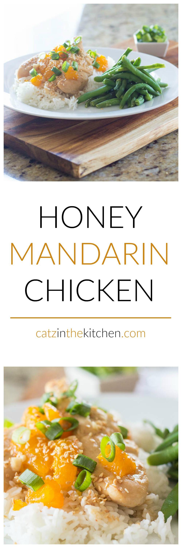 Honey mandarin chicken recipe mandarin chicken
