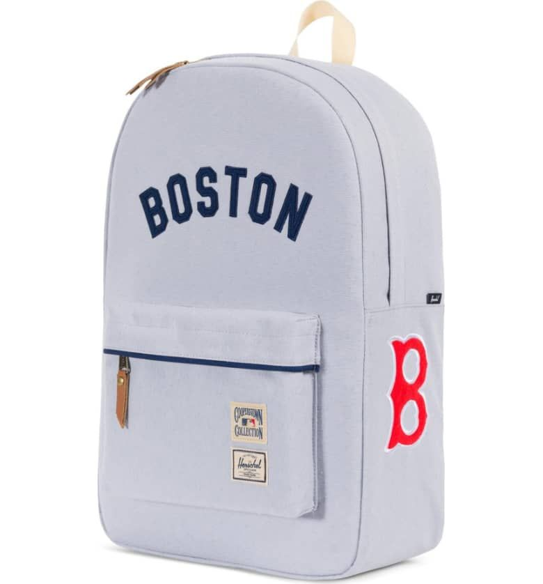 Boston Red Sox Heritage - MLB Cooperstown Collection Backpack ... 7a722c44e233f
