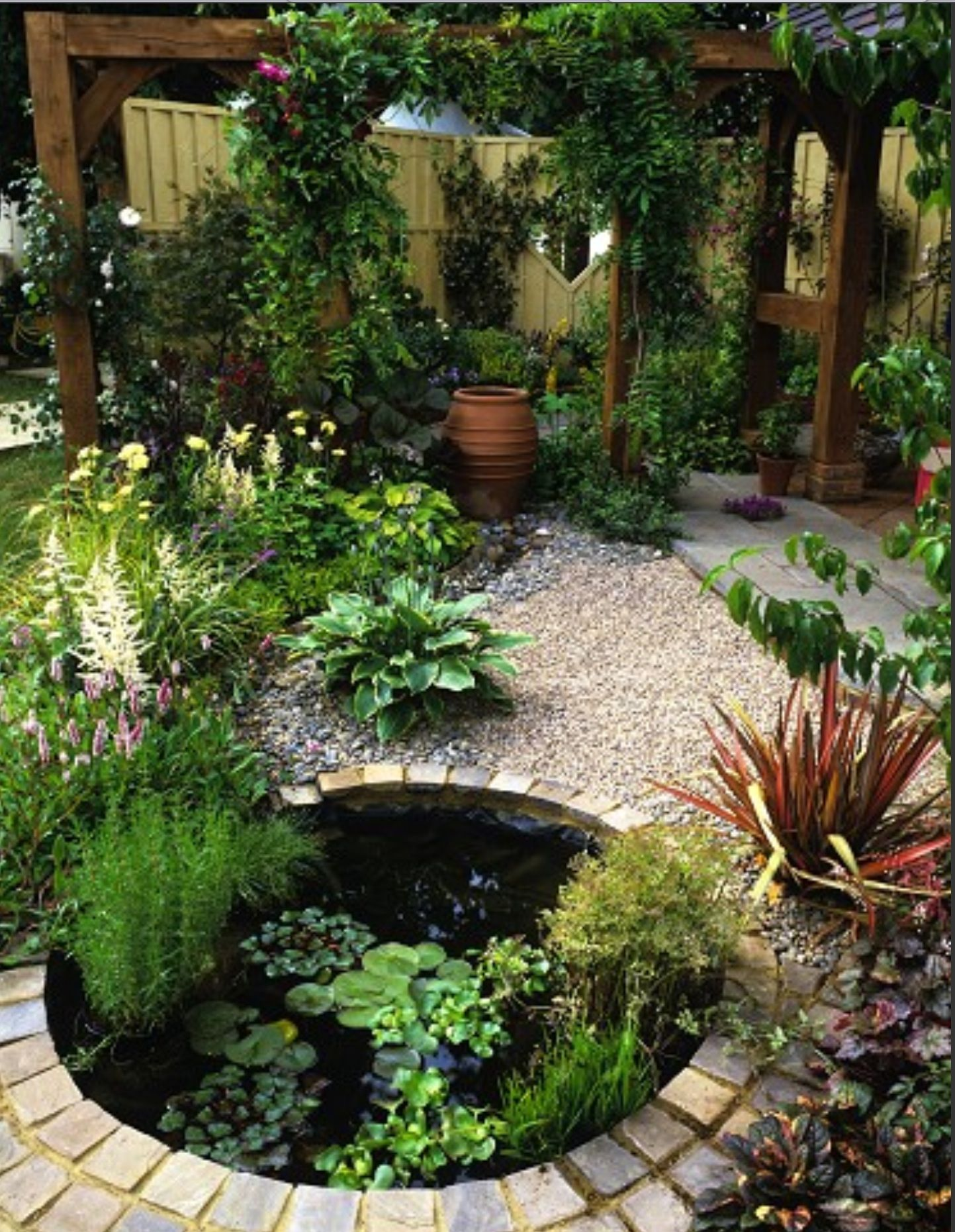 Pin by fiona wilshin on my garden wishlist pinterest for Japanese style pond