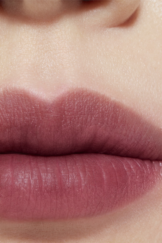 Application Makeup Visual 1 Rouge Coco Lip Blush 420 Burning