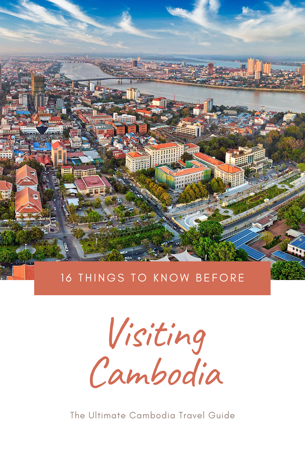 Not sure what to do in Cambodia this summer? Then check out this amazing local's guide to Cambodia! It's filled with some amazing things to do in Cambodia, expert Cambodia tips about where to go in Cambodia, and what to do in Cambodia if you're planning a Cambodia itinerary anytime soon. Because between Angkor Wat, Phnom Penh, and the beautiful beaches, there are a lot of amazing things to do in Cambodia right now!