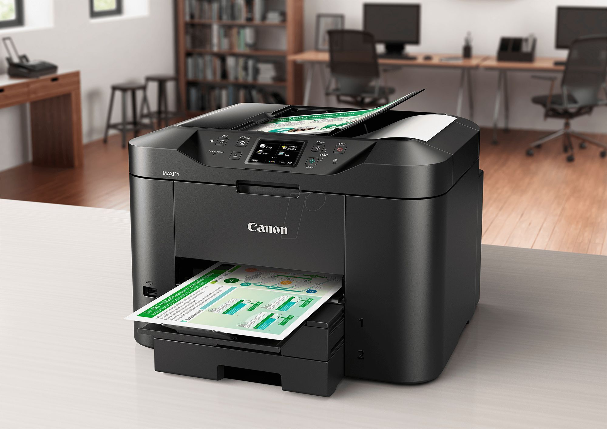 Check Out The Best Low Cost Printers For Your Home Office