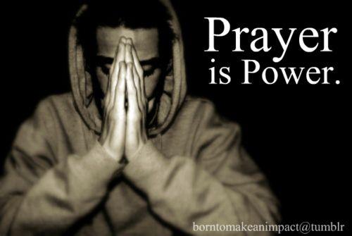 Stay prayerful, stay strong. :)